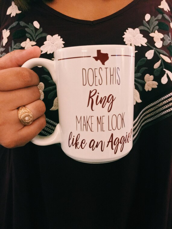 Aggie Ring Day Gifts
