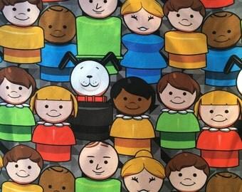 Custom knit 'Peoples' cloth pad, cloth pads, reusable cloth pads, reusable, mama cloth, cloth