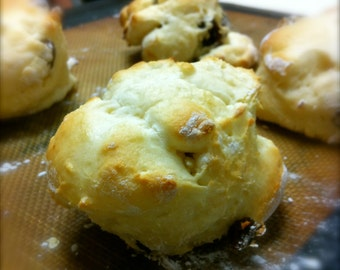 ULTIMATE BRITISH SCONES - 1 Dozen - these are the best