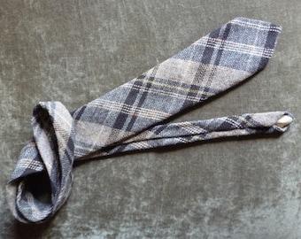 TORRENTE - Ravishing tie pure vintage wool