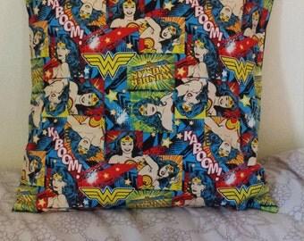 Wonder Woman Cushion Cover