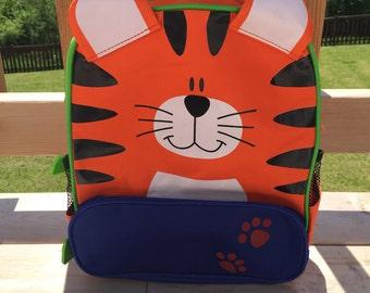 tiger backpack,tiger bookbag,tiger nursery,tiger birthday,tiger baby,tiger baby shower,toddler backpack,tiger nursery,tiger diaper bag