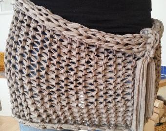 Skirt or Loop Scarf - cotton