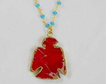 Aquila Pendant Necklace