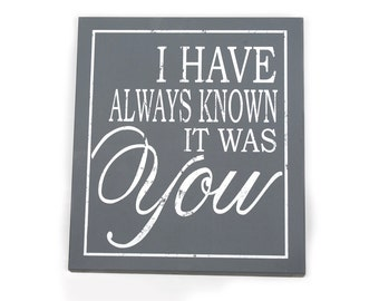Small Wall Art Panels - Always Known