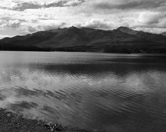 Black and White Lake, Alaska #3