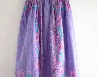 Provencal skirt