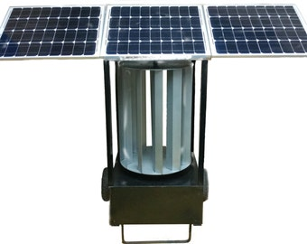 Portable Wind and Solar Generator