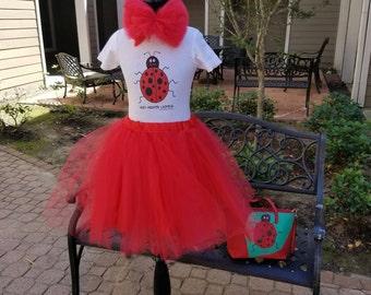 Very Proper Ladybug girls t-shirt