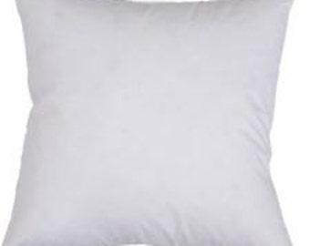 High Quality Brand New 50cm x 50 cm Polyester Cushion Insert
