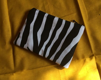 Coin purses Zebra, Cabamoon