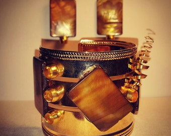 DareByKionde Handcrafted hardware jewelry