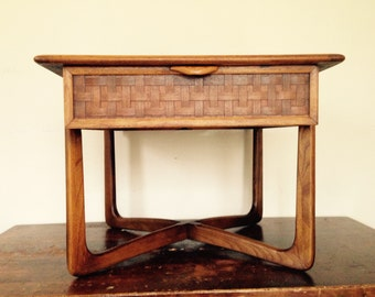Mid Century side/coffee table by Lane furniture