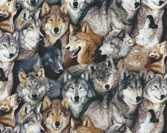 Wolf  pack  ,Elizabeth Studio 186