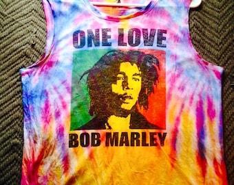 Tie Dyes  Marley