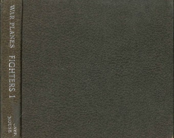 War Planes of the Second World War: Fighters, Vol. 1 Hardcover – 1960