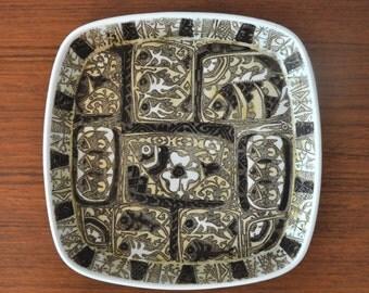 Dish Baca of Nils Thorsson for Royal Copenhagen, Scandinavian