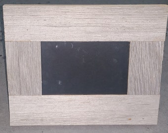 Reclaimed Barnwood Picture Frame- 4x6 Picture Frame- Rustic Picture Frame