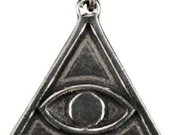 All Seeing Eye Amulet