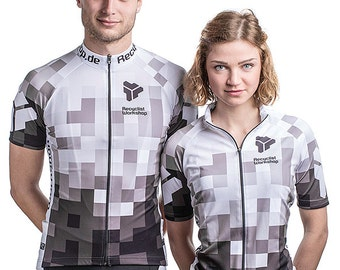 Team Jersey made of recycled PET
