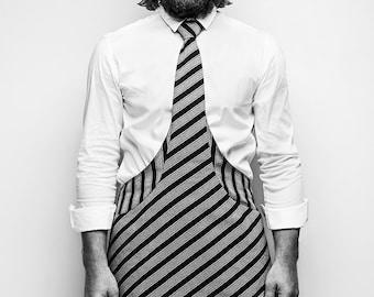 Tie & Apron by Andres Labi