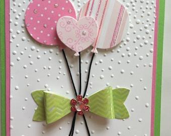 Cute and fun Happy Birthday card