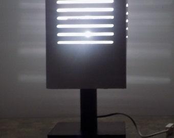 Japanese style table lamp cardboard