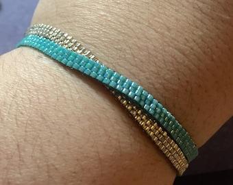 Skinny Wrap Bracelet
