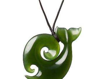nephrite jade carving pendant