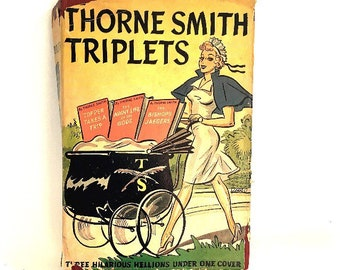 Thorne Smith Triplets