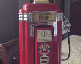 Vintage Gasoline/Gas Pump Phone Telephone