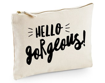 Christmas Gift, Gift For Her, Best Friend Gift, Make Up Bag, Make Up Purse, Make Up Pouch, Cosmetic Bags, Personalised Make Up Bags