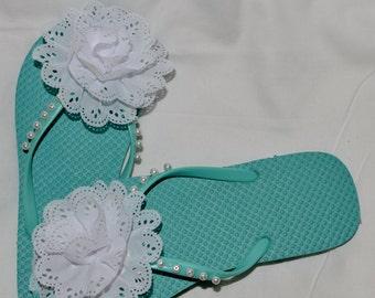 Flip Flops Size 7/8