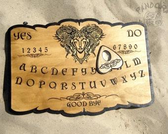 Ouija board, Pandora