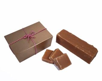 Clotted Cream Handmade Fudge 300g Gift Box
