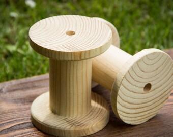 Wooden spools #2