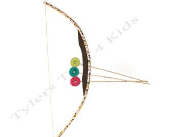 Minnions PVC Bow and Arrow Set, 1 Bow & 3 Arrows
