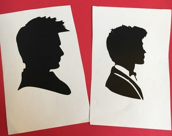 Doctor Who decal. Vinyl Decal