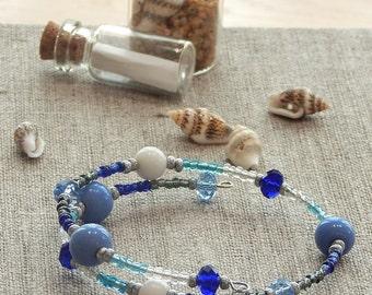 Nautical Beaded Bracelet