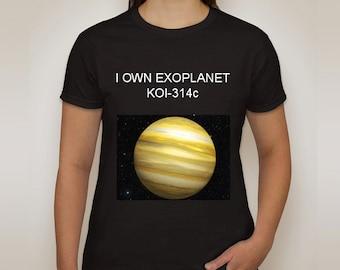 Buy an Exoplanet!  Women's Tee