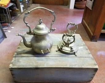 Unique Teapot & Stand