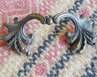 French Provincial pull handles 1960