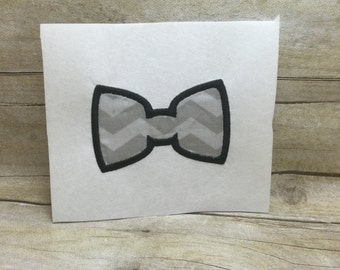 Bowtie Applique