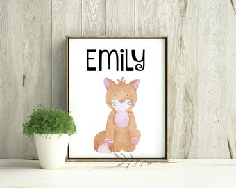 Emily name sign, Emily Name print, Emily artwork, Emily Name art, Emily monogram, Emily print room, Emily print nursery, Emily watercolor ar