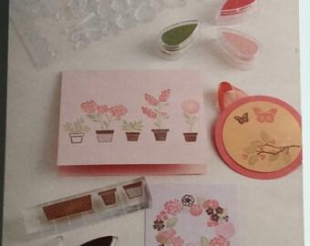 Martha Stewart Crafts Peg Stamp Starter Kit