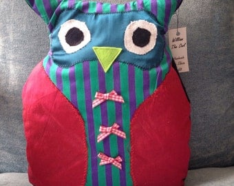 William the Owl cushion
