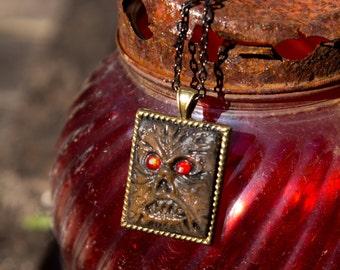 Necronomicon Halskette