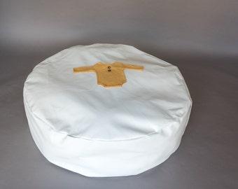 Professional beanbag-baby poser, posing pillow, jumbo bean bag poser, Ottoman, photography poser,newborn photography poser,ready to ship