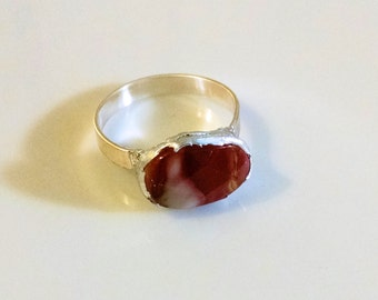 Mookaite Ring - Size 8