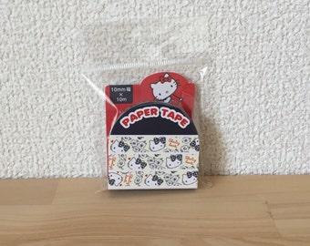 Sanrio Hello Kitty flower 10mmW washi tape